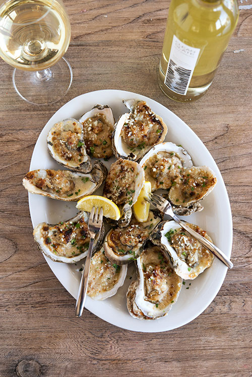 Broiled-Oysters