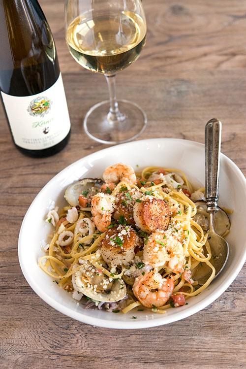 Spicy-Seafood-Linguini